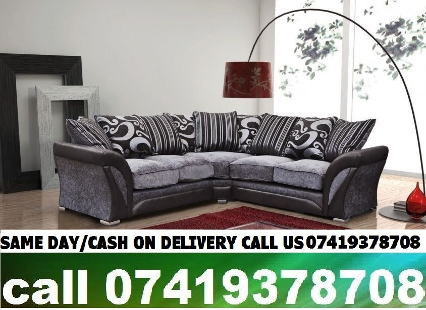 ZAP SMANOR CORNER or3 2 SEATER SOFA SUITEin Dagenham, LondonGumtree - Brand New Chenille Fabric Hardwood Frame Chrome Legs Foam Seats Dimensions CORNER Depth 75cm Height 75cm Width 230cm x 230cm 3 Seater Width 205cm 2 Seater Width 180cm 3 2 SEATER SOFA SUITE 359 Transportation 20......We are just a call away from you...
