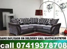 RAWQ -- SEHAMNON CORNER or 3 AND 2 SEATER SOFA SUITE -- ORDER NOW
