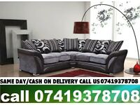 ZAP -- SEZAON CORNER or 3+2 SEATER SOFA SUITE --