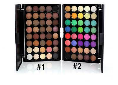 Eyeshadow Palette Makeup 40 Color Cream Eye Shadow Matte Shimmer Set - Cosmetics Matte