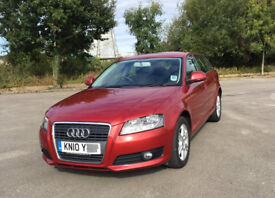 2010 AUDI A3 1.6 TDI SE 5door Diesel Start/Stop