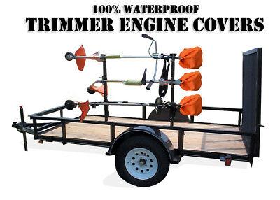 ORANGE Trimmer Engine Covers, Edger, Pole Saw, ORIGINAL