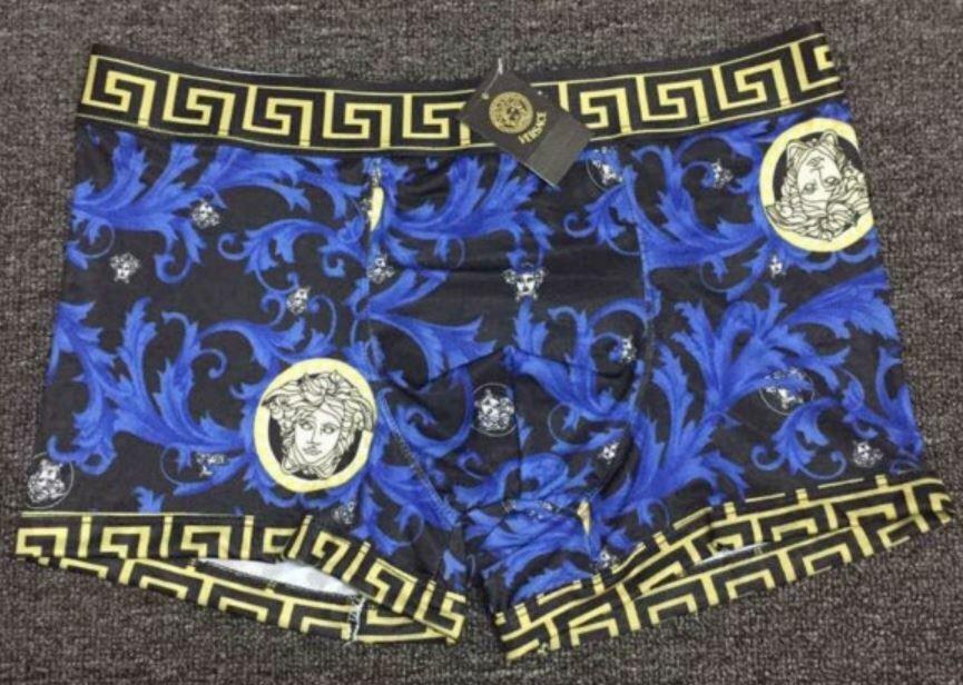 Versace Men Underwear Boxers Briefs  5 Colors  Size M L XL XXL