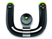 Xbox 360 Wireless Steering Wheel plus Forza Motorsport 4 PAL version