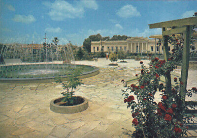 CYPRUS POSTCARD FAMAGUSTA PUBLIC PARK AND GYMNASIUM BY DIXON