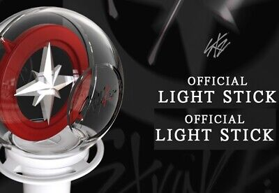 STRAY KIDS - Official Light Stick Fanlight with Tracking Num, Sealed, Kpop