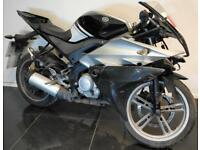2008 58 YAMAHA YZF-R125 LEARNER LEGAL PROJECT/FRAME/ENGINE SPARES REPAIR CAT N