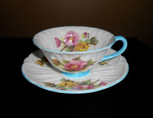 Shelley Cup and Saucer