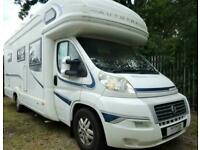 AutoTrail Cheyenne Frontier Fixed Rear Bed 4 berth motorhome