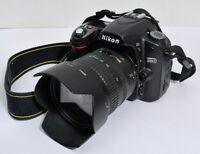 Awesome Like New Nikon D80 DSLR with many accessories!