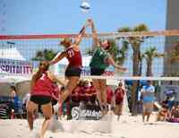 FREE Beach Volleyball Clinic/Games (grades 5-10) - 83% FULL!!