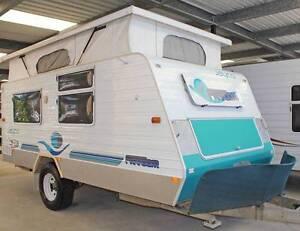 2004 Jayco Freedom Outback Pop Top Caravan Tweed Heads Tweed Heads Area Preview