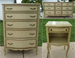 ISO French provincial set