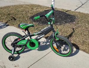 16inch  childrens bike
