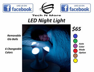 LED Night Light (Multicolored)