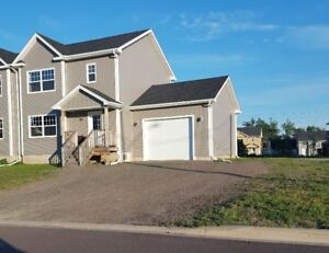 Beautiful Semi-Detached with Attached Garage and Big Lot