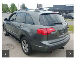 Very clean 2008 Acura Mdx