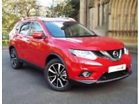 2017 NISSAN X-TRAIL 1.6 dCi N-Vision 5dr Xtronic
