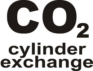$15 CO2 refill exchange