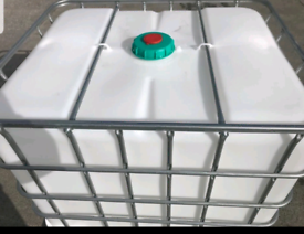 1000L litre ibc cubes tanks water containers
