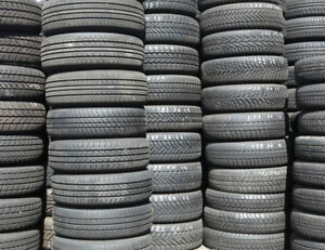 LOTS OF TIRES FOR SALE STARTING AT $40.00 EACH AND UP