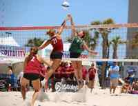 FREE Beach Volleyball Clinic/Games (grades 5-10) - 83% FULL!