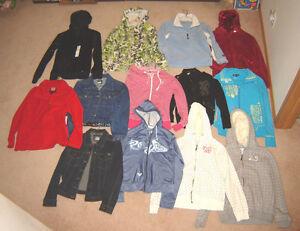 Girls Hoodies, Tops - XS, S, M, L, 10, 12, 14