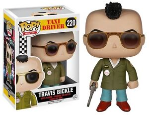 Taxi Driver Travis Bickle Pop! Vinyl Figure at JJ Sports!
