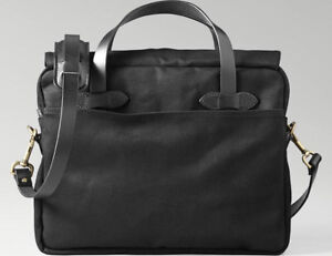 Filson Original Briefcase - Black - Brand New with Tags