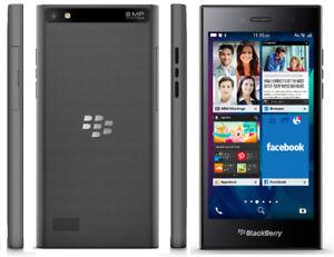 Blackberry Leap Z100 Unlocked Débloquer 159$