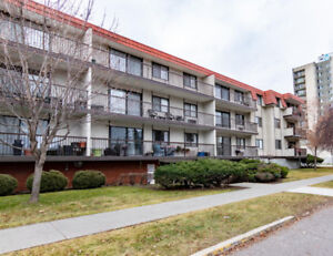 Downtown 2 bdrm apartment for 50+