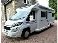 Bailey Autograph 75-2 - 2019 - 4 Berth - Rear Fixed Bed - Motorhome for sale