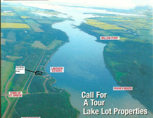 GRANDE CORNER LAKE LOT FULL SERVICES LAKEVIEW ESTATES ST BRIEUX