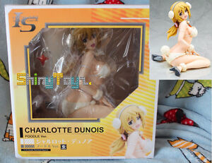 [ShinyToyz] FREEing Infinite Stratos IS Charlotte Dunois Poodle