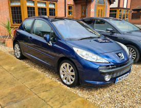 image for Peugeot 207 GT 1.6 HDI (110BHP) Diesel **£30 a year tax**