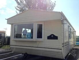 Static Caravan Clacton-on-Sea Essex 2 Bedrooms 6 Berth Willerby Bermuda 2003 St