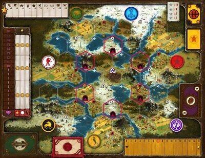 Scythe: Game Board Extension STM607