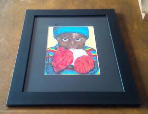 Beautiful Original Framed Pastel Art - Amy Vines Kitchener / Waterloo Kitchener Area image 1