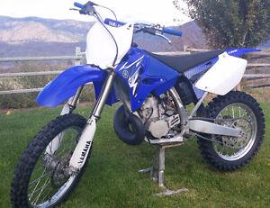 '09 Yamaha YZ250