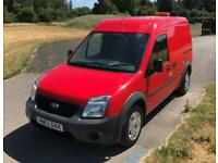2013 Ford Transit Connect 1.8TDCi ( 90PS ) T230 LWB High Roof Red Van
