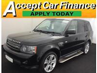 Land Rover Range Rover Sport FROM £135 PER WEEK!