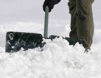 SNOW REMOVAL STARTING AT$ 25