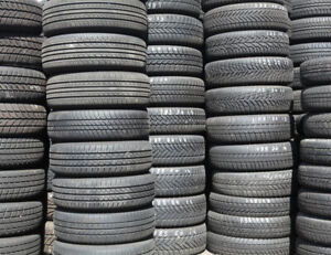 used tires for sale cleaning out the garage  $20.00 and up