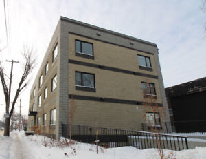 BRAND NEW BUILDING..IN NUTANA...FIRST MONTHS RENT $495.00!