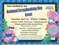 Scrapbooking Day event