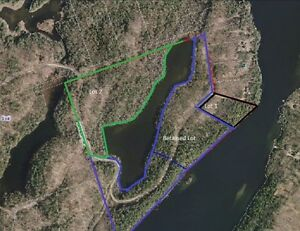Waterfront Lot - 38 Acres on Coe Island Lake