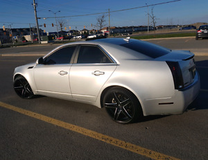 2009 Cadillac Cts4 3.6L Direct Injection