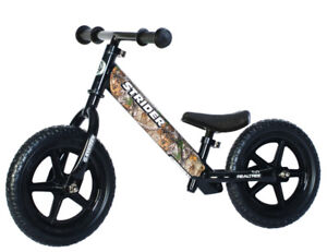 *New Product - STRIDER Realtree® Custom Balance Bike