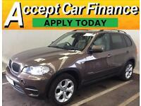 BMW X5 FROM £119 PER WEEK!