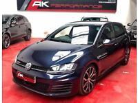 2014 Volkswagen Golf 2.0 TDI GTD DSG 5dr DYNAUDIO+PRO NAV+KEYLESS+SANTIAGO ALLOY